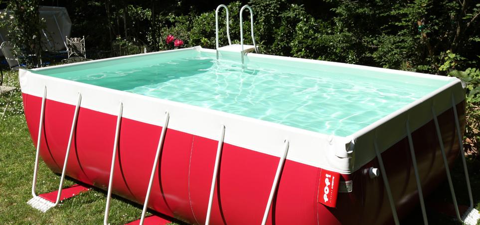 Perch scegliere una piscina laghetto fuori le mura for Teli copripiscina fuori terra