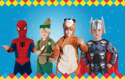 costumi carnevale originali per bambini e neonati