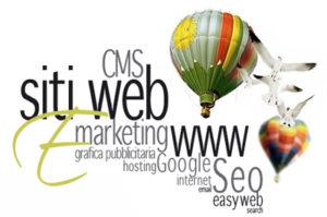 Guarda i servizi offerti dalla web agency New Sign Desin