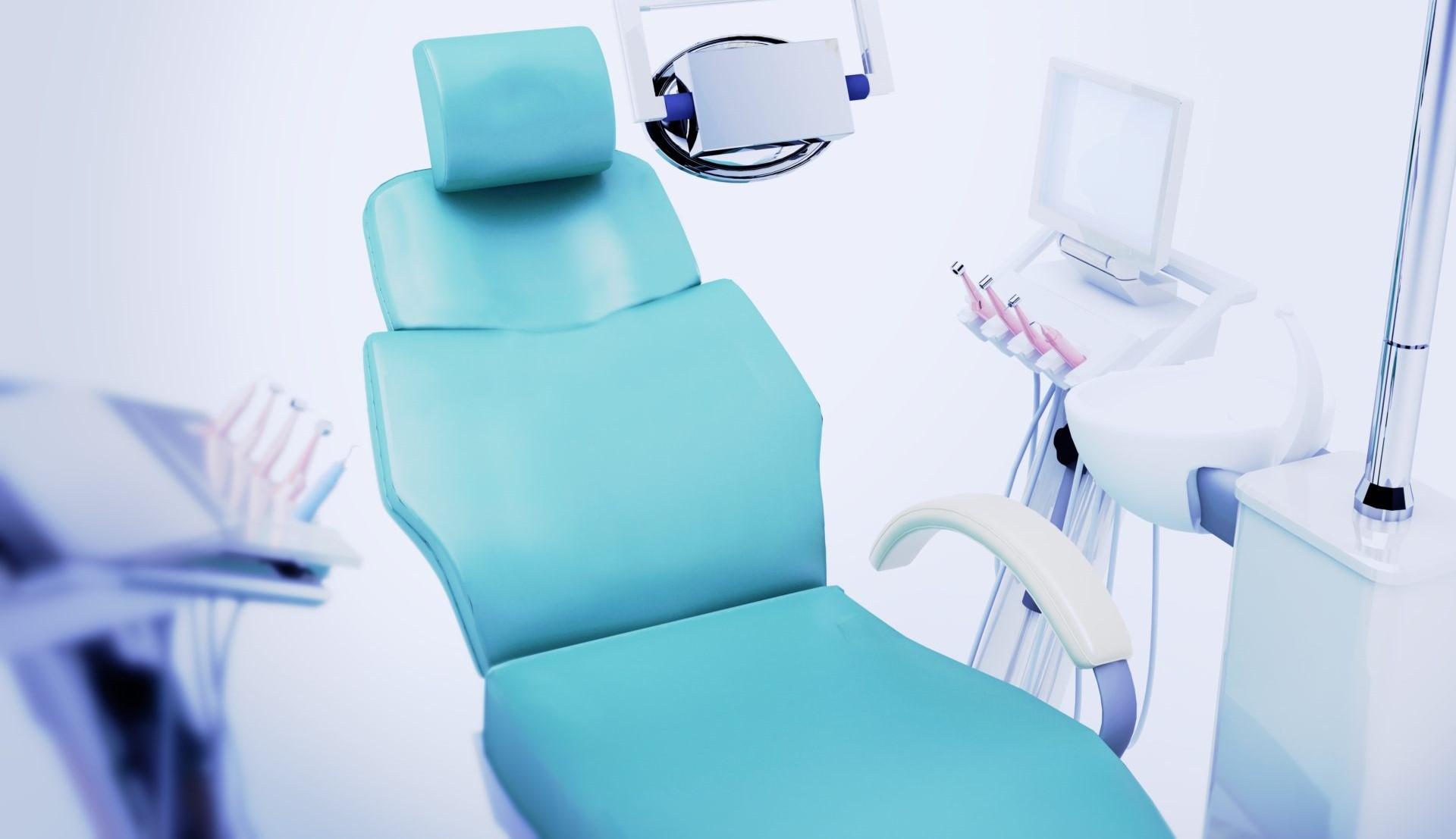 poltrona dentista come è fatta come funziona